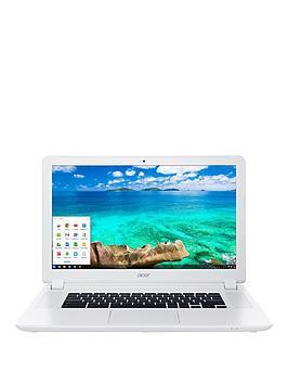 acer-chromebook-15-intelregnbspceleronregnbspprocessor-2gbnbspram-32gbnbspssd-storage-156-inchnbspchromebooknbsp--white