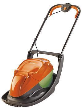 Flymo 330Vx Easi Glide 1400Watt Hover Lawn Mower Free Mini Trim