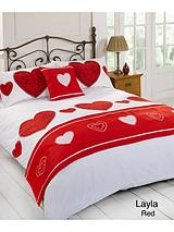 Layla Bed in a Bag - Red