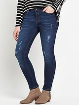 Body Sculpt Perfect Fit Skinny Jeans