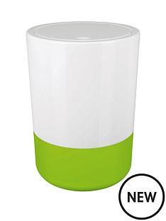 spirella-moji-5-litre-bin-kiwi