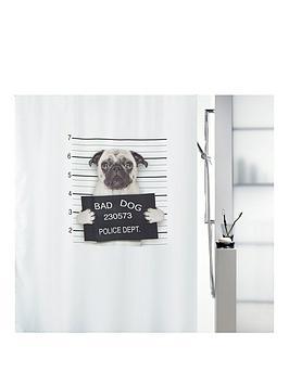 spirella-bad-dog-shower-curtain-180-x-180cm