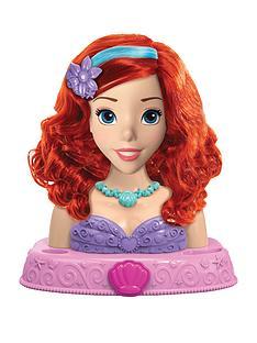 disney-princess-ariel-bath-styling-head