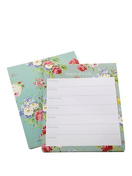 go-stationery-christine-weekly-planner-pad