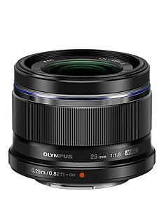 olympus-mzuiko-25mm-f18-macro-lens