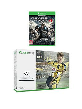xbox-one-s-1tb-console-with-fifa-17-and-gears-of-war-4-plus-optional-extra-controller-andor-12-months-xbox-live-gold