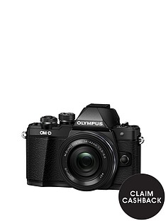 olympus-e-m10-mark-ii-compact-system-camera-with-14-42-mm-f35-56-ez-zoom-lens-ndash-black