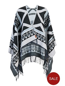 superdry-kaya-blanket-cape