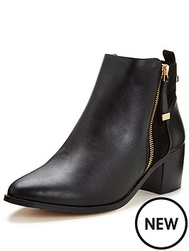 miss-selfridge-clean-western-boot