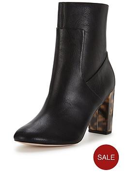 miss-selfridge-contrast-heel-sock-boot