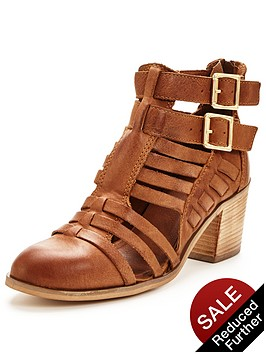 miss-selfridge-leather-bootnbsp