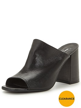 miss-selfridge-soho-leather-mule-sandalnbsp