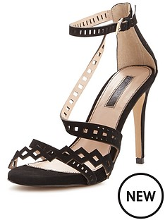 miss-selfridge-clover-laser-cut-sandalsnbsp