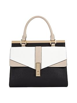 aldo-colourblock-tote-bag
