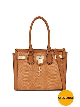 aldo-lock-detail-tote-bag