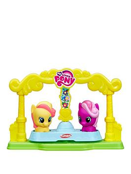 playmobil-playskool-friends-my-little-pony-friends-go-round