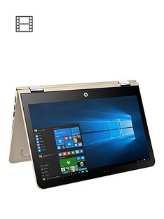 hp-pavilion-x360-13-u013na-intelreg-coretrade-i3-8gb-ram-1tb-hard-drive-133-inch-touchscreen-2-in-1-laptop-with-optional-microsoft-office-365-home-gold