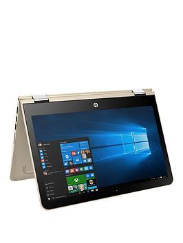 Hp Pavilion X360 13U013Na Intel&Reg Core&Trade I3 8Gb Ram 1Tb Hard Drive 13.3 Inch Touchscreen 2In1 Laptop   Laptop Only