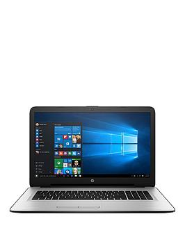Hp 17Y017Na Amd A6 Processor 8Gb Ram 1Tb Hard Drive 17.3 Inch Laptop With Amd Radeon R4 Graphics  White  Laptop With Microsoft Office 365 Home