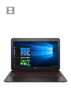 hp-omen-15-ax004nanbspintelreg-coretrade-i3-8gbnbspram-1tbnbsphard-drive-amp-128gbnbspssd-156-inch-full-hd-pc-gaming-laptop-with-4gbnbspnvida-geforce-gtx965m-graphics-black