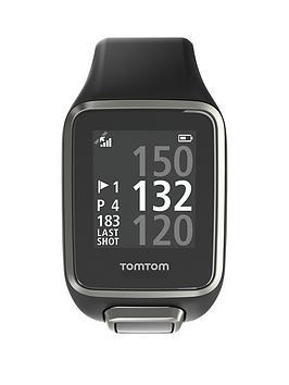 Tomtom Golfer 2 Gps Watch (Large)  Black