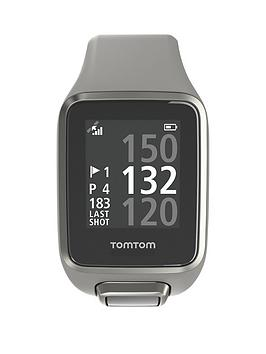 Tomtom Golfer 2 Gps Watch (Large)  Light Grey