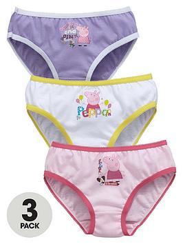 peppa-pig-girls-briefs-3-pack