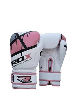 rdx-maya-hide-leather-gloves-ndash-pinkwhite