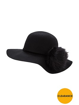 v-by-very-pom-pom-detail-fedora