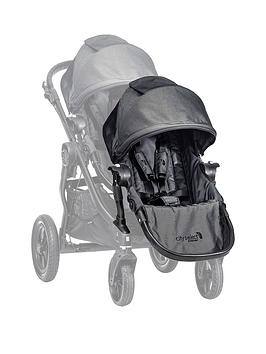 Baby Jogger Baby Jogger City Select 2Nd Seat Unit Charcoal Denim