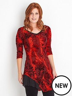 joe-browns-distinctive-flocked-tunic