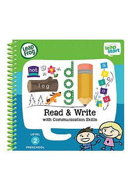 LeapFrog Leapfrog Leapstart Preschool Activity Book: Read &Amp; Write And  ... Picture