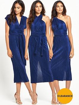 tfnc-elham-pleated-multiway-midi-dress