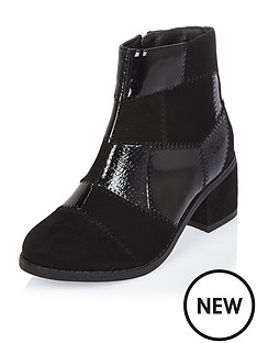 river-island-girls-block-heel-patchwork-boots
