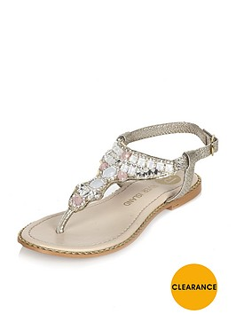 river-island-girls-gold-embellished-sandals