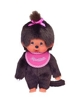 monchhichi-pink-bib-girl-20cm