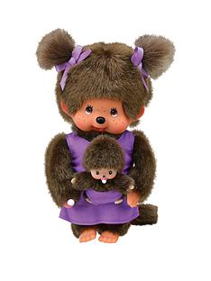 monchhichi-mother-care-purple-20cm