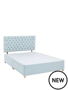 airsprung-airsprung-emily-divan-bed-base-and-headboard-with-optional-storage
