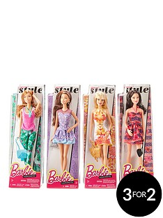 barbie-barbie-fashionistaquot-4-pack-quotassortment