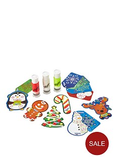 doh-vinci-quot3-pack-set-quot-ornament-kit-with2x-gift-tag-kits