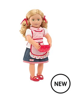 our-generation-our-generation-jenny-deluxe-doll-with-book