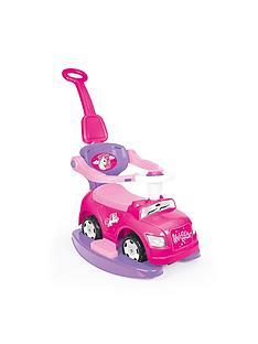 step-car-4-in-1-pink