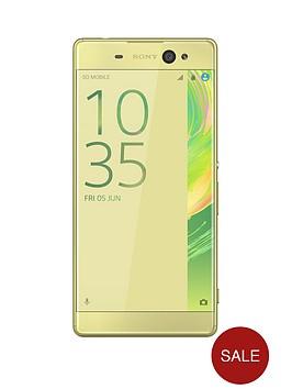 sony-xperia-xa-ultra-16gb-lime-gold