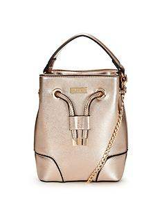 dune-ells-rose-gold-bucket-bag