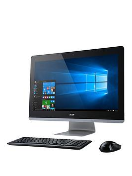 Acer Aspire Z3705 Intel&Reg Core&Trade I3 4Gb Ram 1Tb Hard Drive 21.5 Inch Full Hd AllInOne Desktop   All In One Only