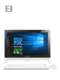 lenovo-aio-c20-00-intelreg-pentiumreg-processor-4gb-ram-1tb-hard-drive-195-inch-all-in-one-desktop-with-optional-1-year-of-microsoft-office-365-personal