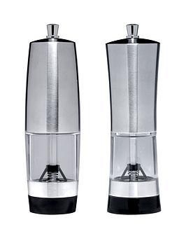 berghoff-geminis-salt-and-pepper-mill-set