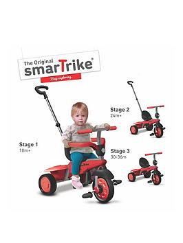 Smartrike Smart Trike Breeze RedBlack