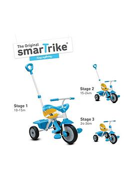 Smartrike Smart Trike Play BlueYellow