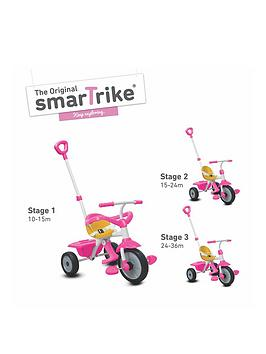 Smartrike Smart Trike Play Trike PinkYellow